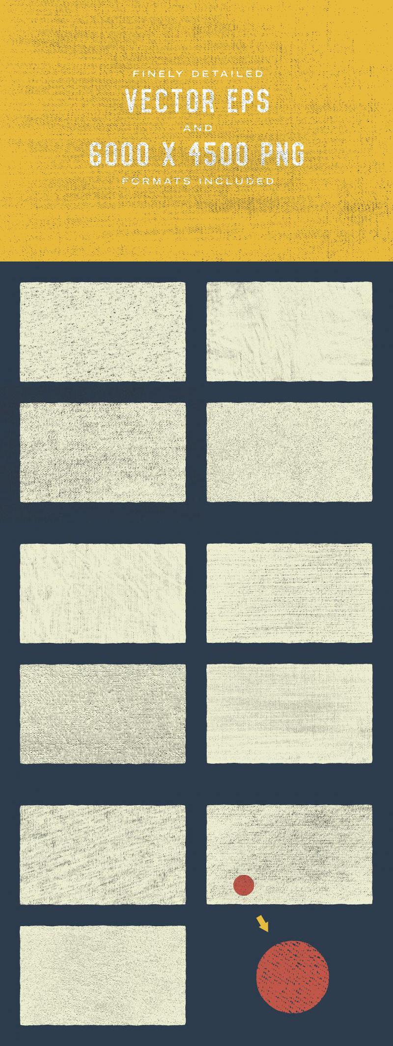 10 Vintage Fabric Textures