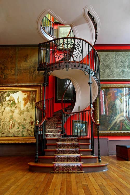 Musée National Gustave Moreau (Museum in Paris, France)