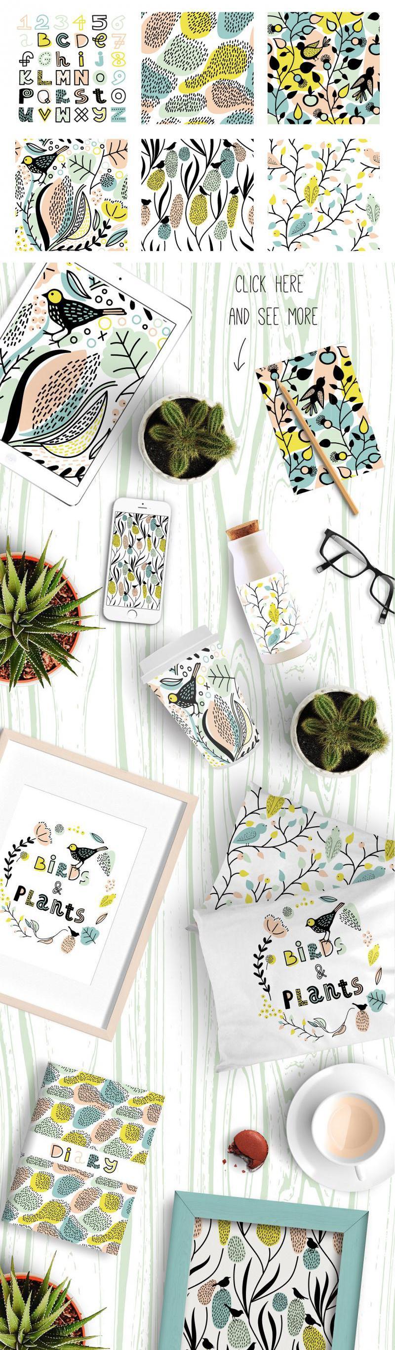 Birds & Plants