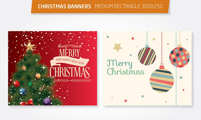 Christmas 300×250 Medium Rectangle