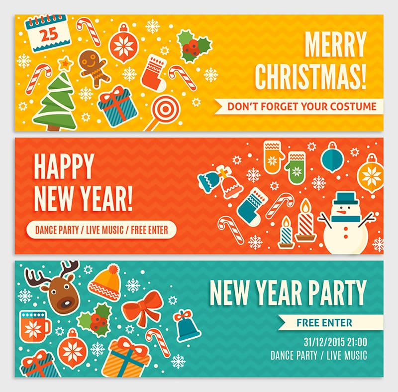 Funny New Year Party Invitations