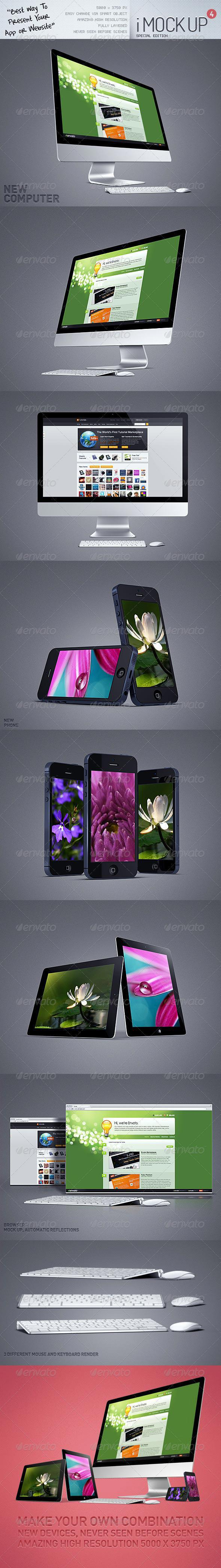 i Mock Up v4 - New Devices | Multiple