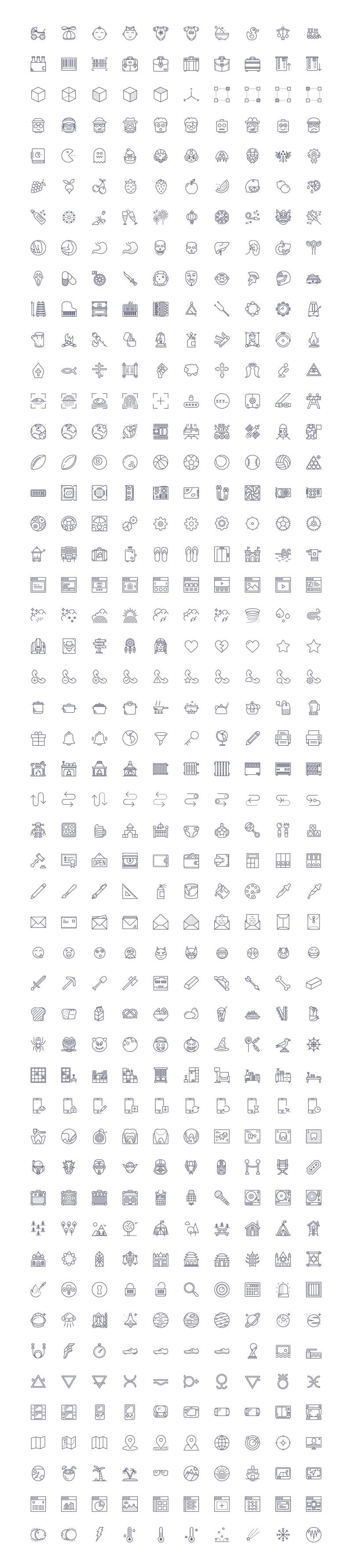 Smashicons: 300 Free Icons 1