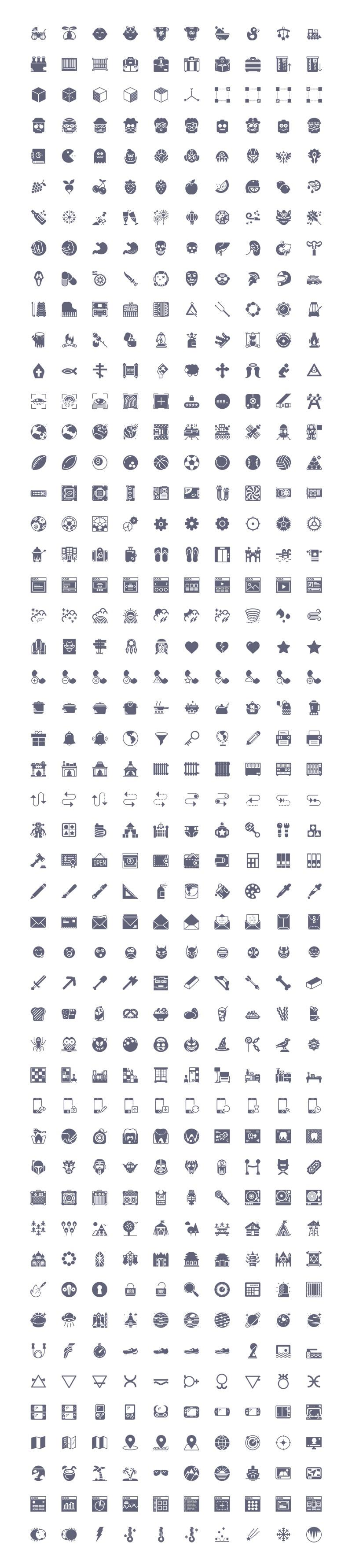Smashicons: 300 Free Icons 2