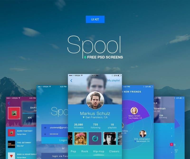 Spool UI Kit
