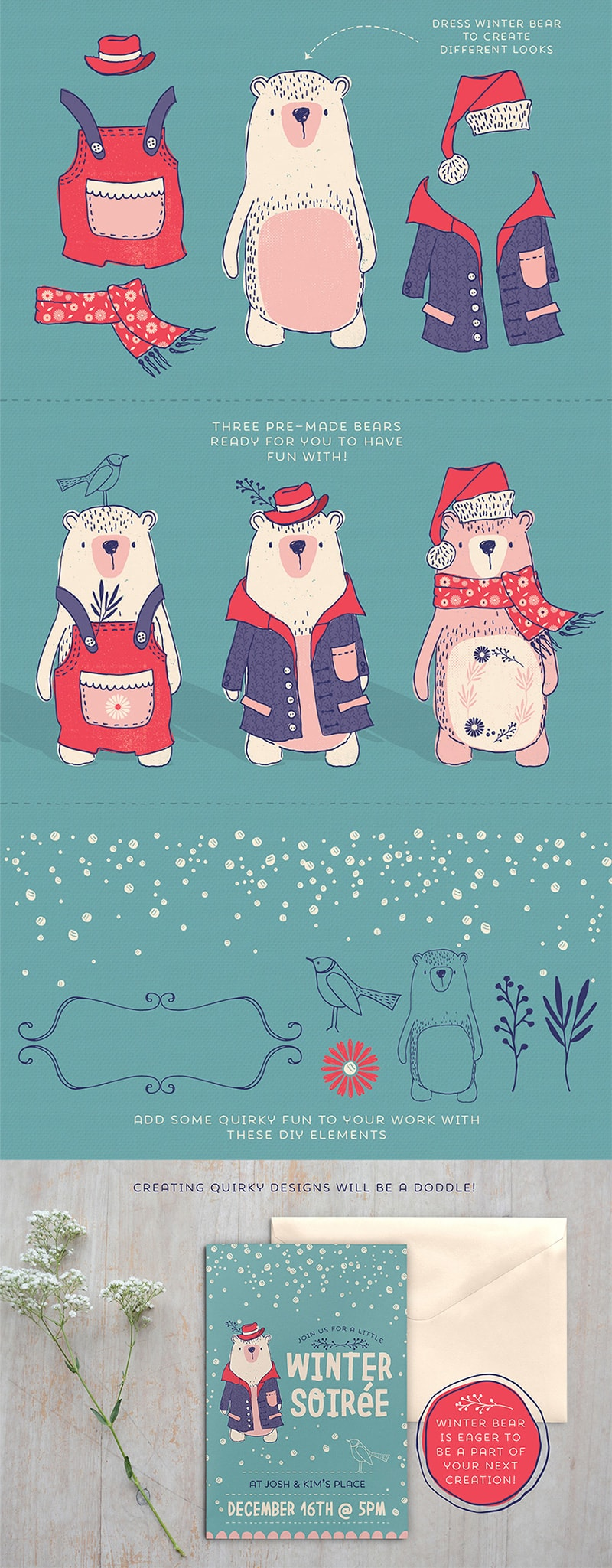 The Winter Bear Pack