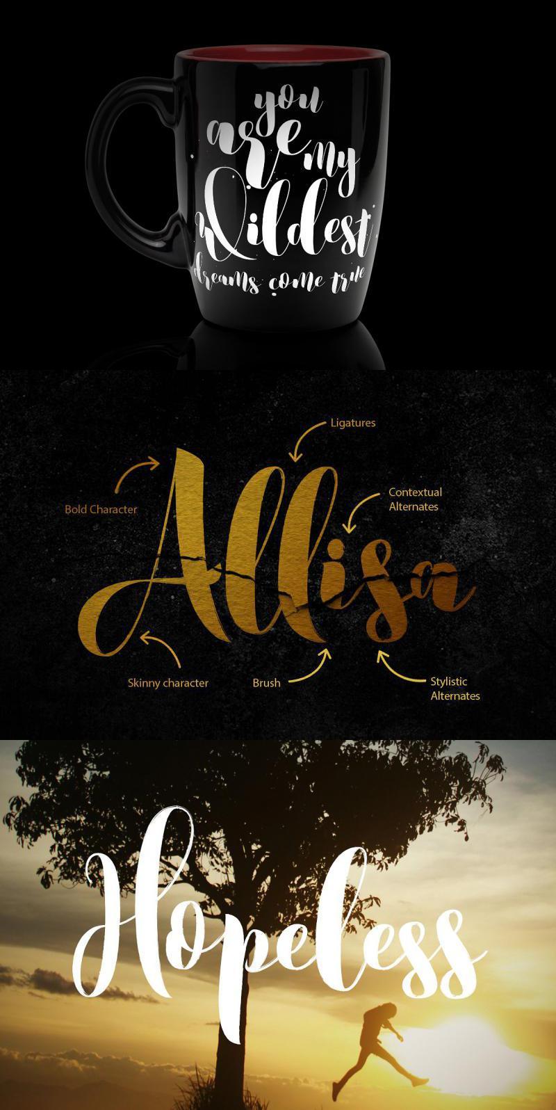 Willona Typeface